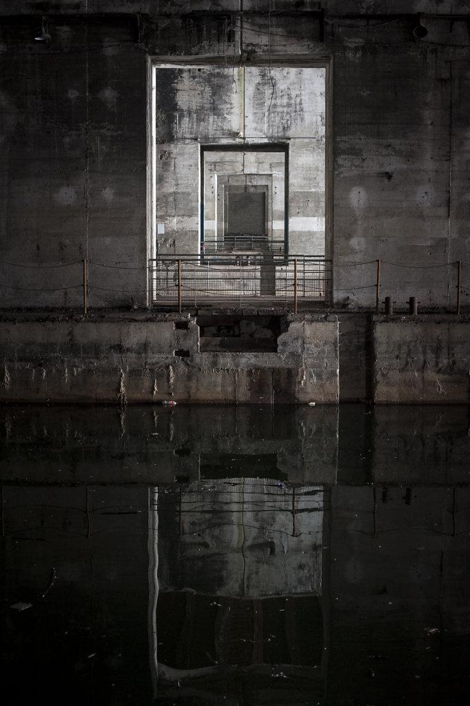 Base sous-marine / Bordeaux