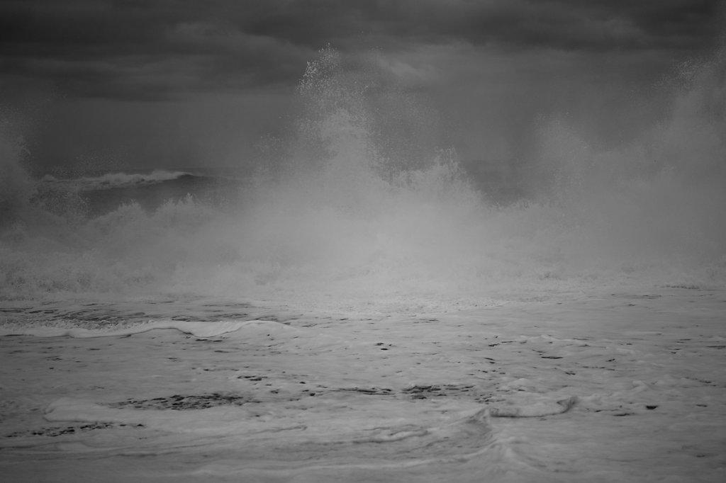 Mare Spumans III / Mer des écumes