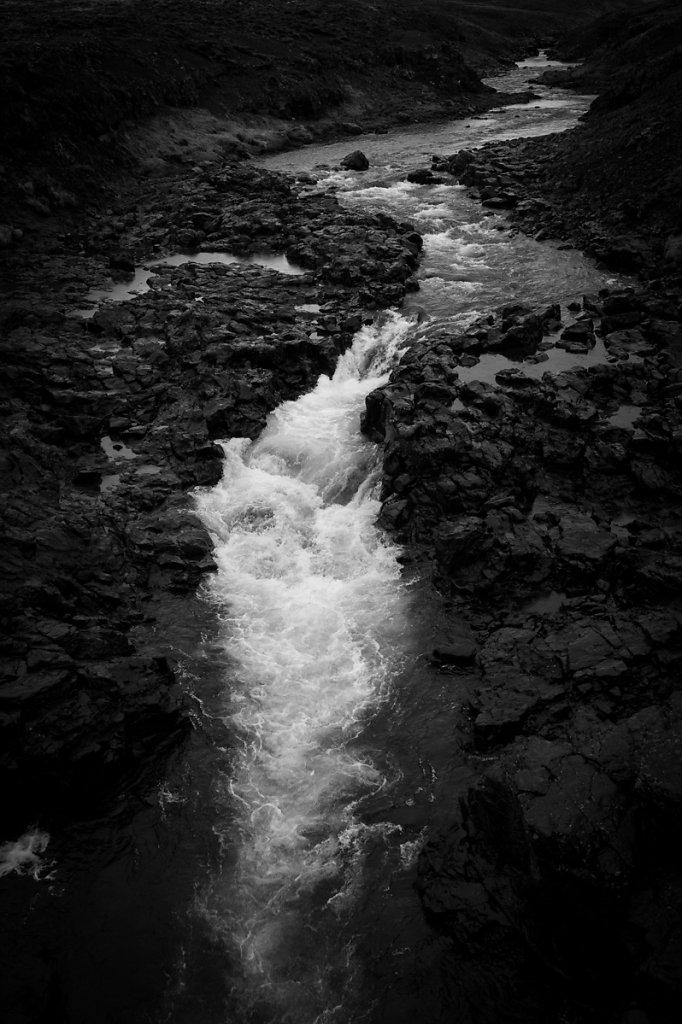 Islande / BW.XIX