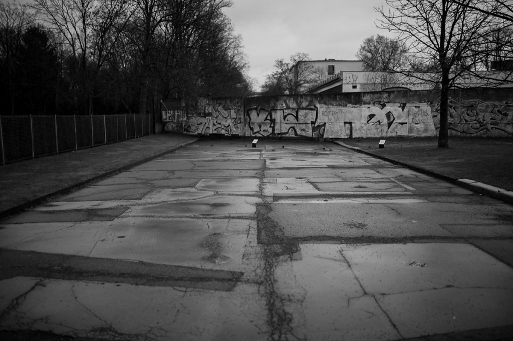 BERLIN - Zwischen Gartenstraße & Ackerstraße 5