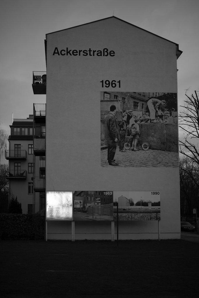 BERLIN - Zwischen Gartenstraße & Ackerstraße 14