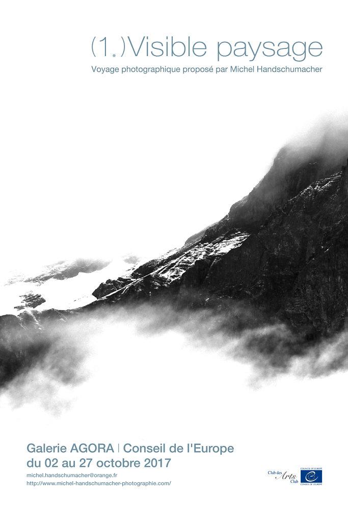 (1.) visible paysage / COE 2017