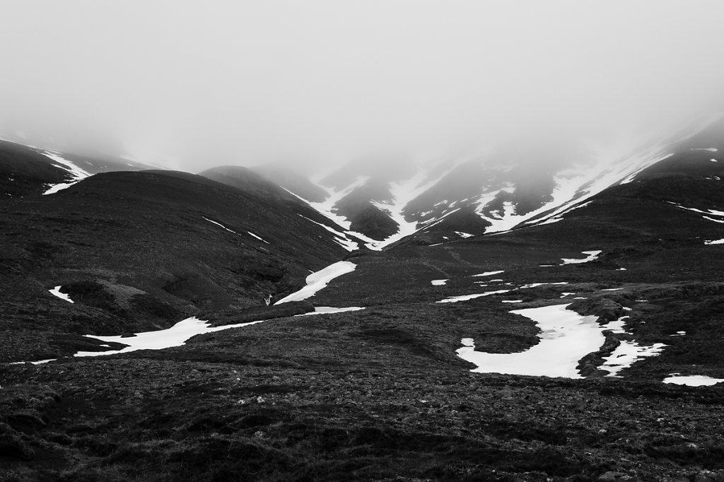 Islande / BW XXXII