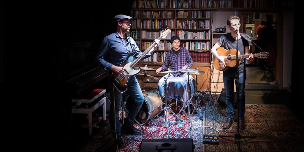 Le pouvoir du chat - Concert au Divanoo, nov 2019 #09